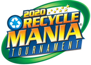 2020 RecycleMania Tournament logo.